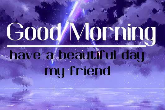 Good Morning Friends Photo for Facebook