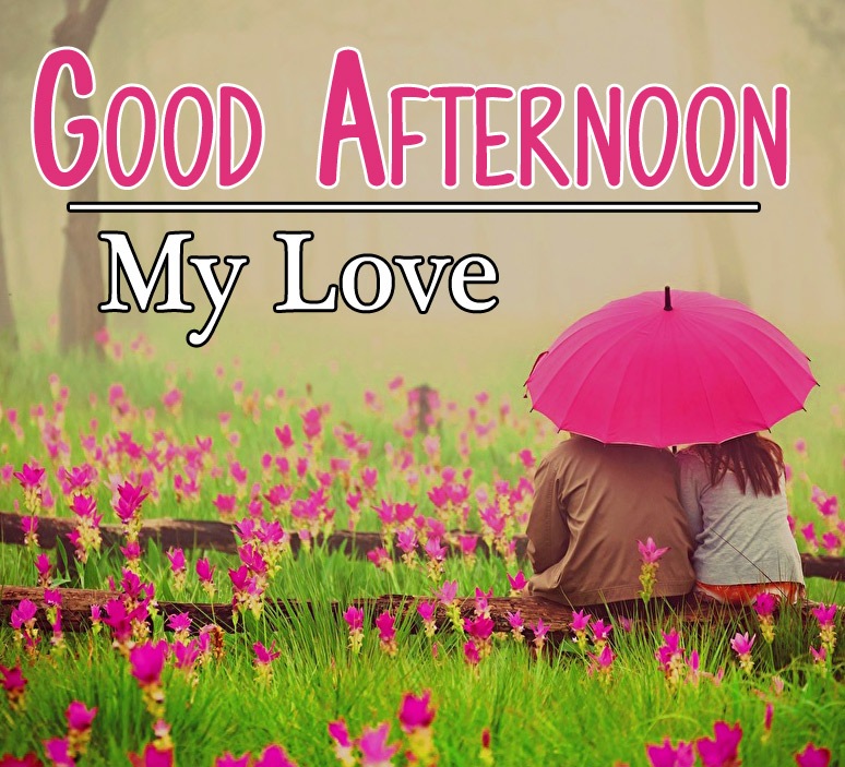 Good Afternoon Images for Love Couple