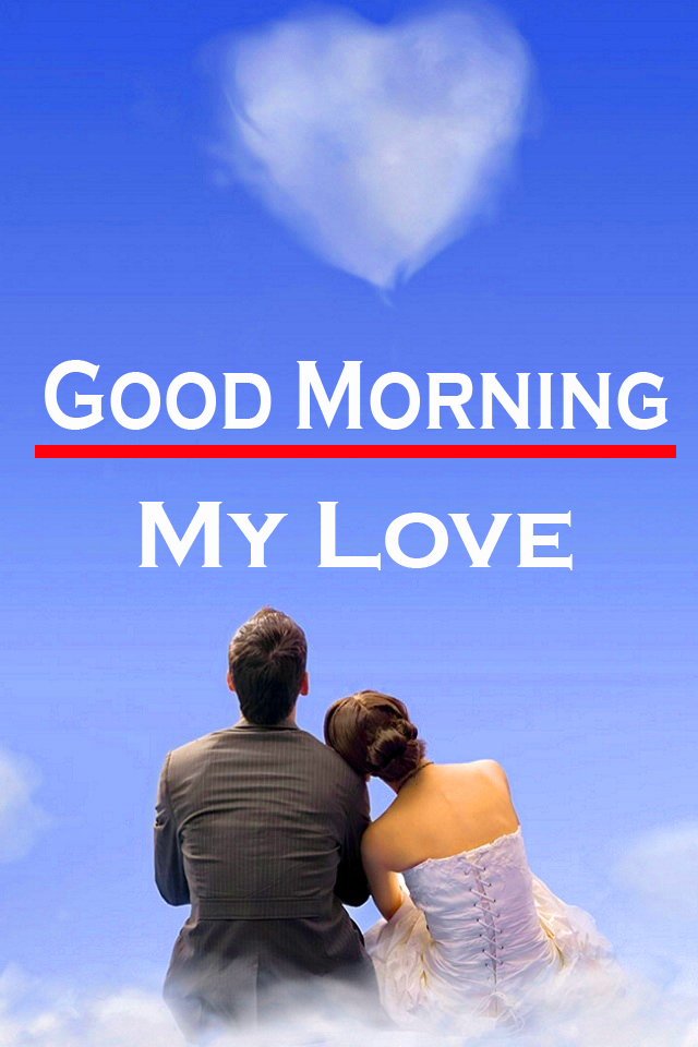 Good Morning Images pics photo for love couple