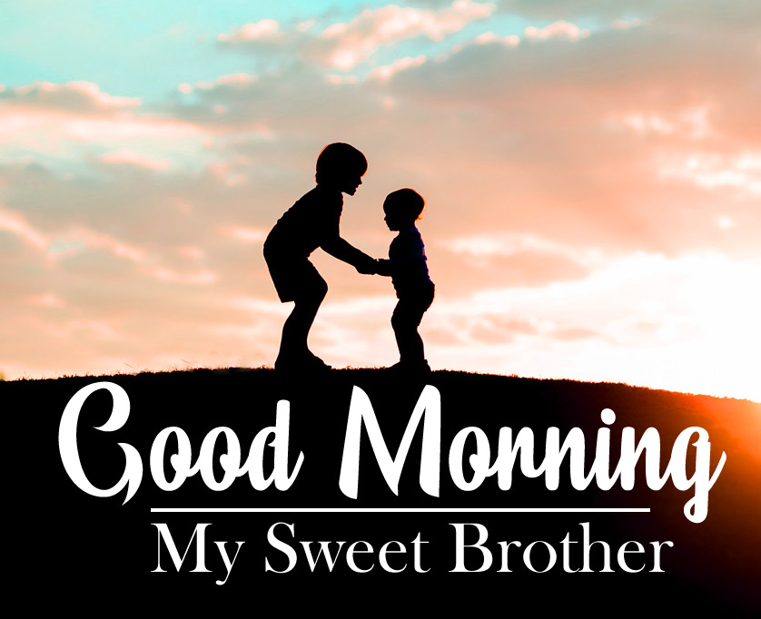 Good Morning Images For Brother and sister photo pics hd