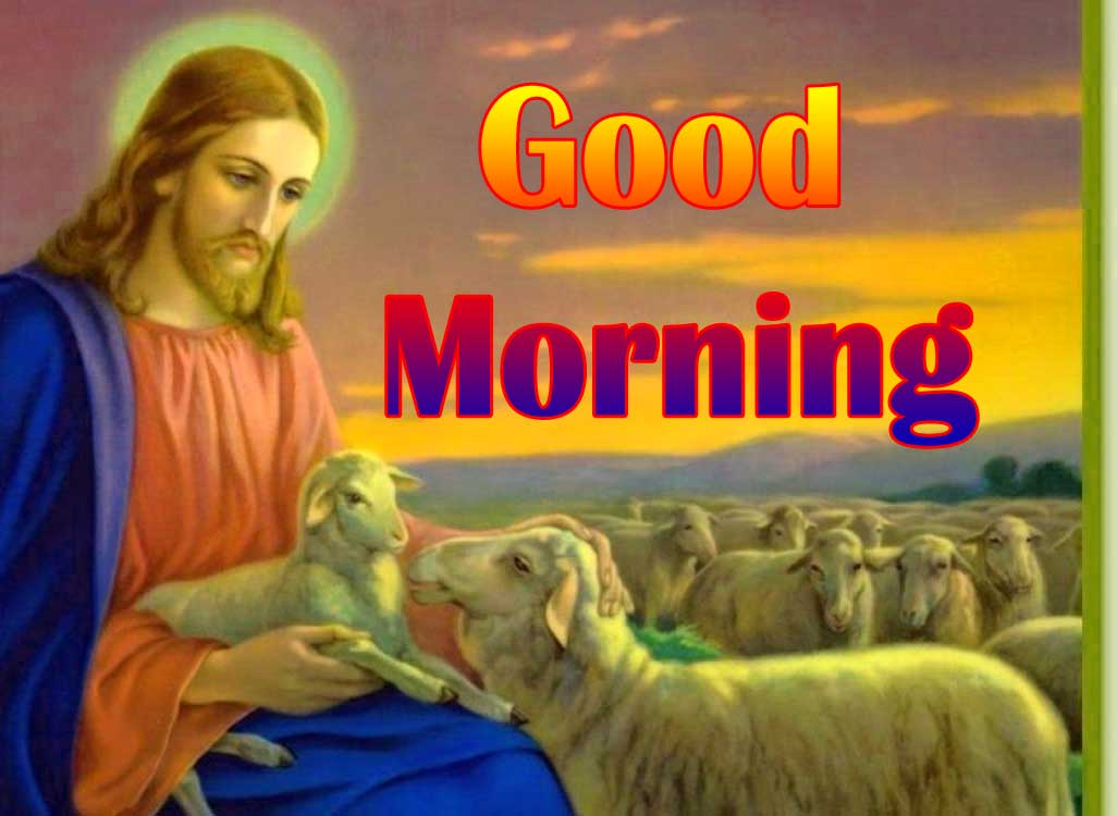 Good Morning Lord Jesus Images HD Download