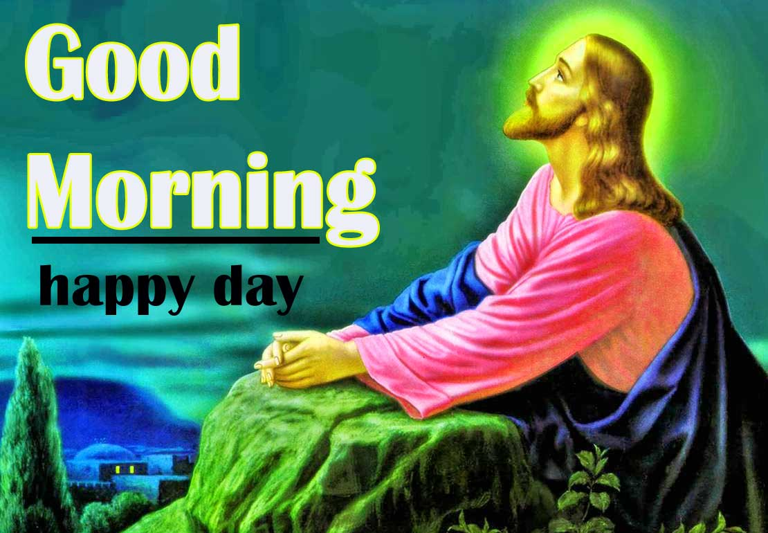 Good Morning Lord Jesus Photo for Facebook