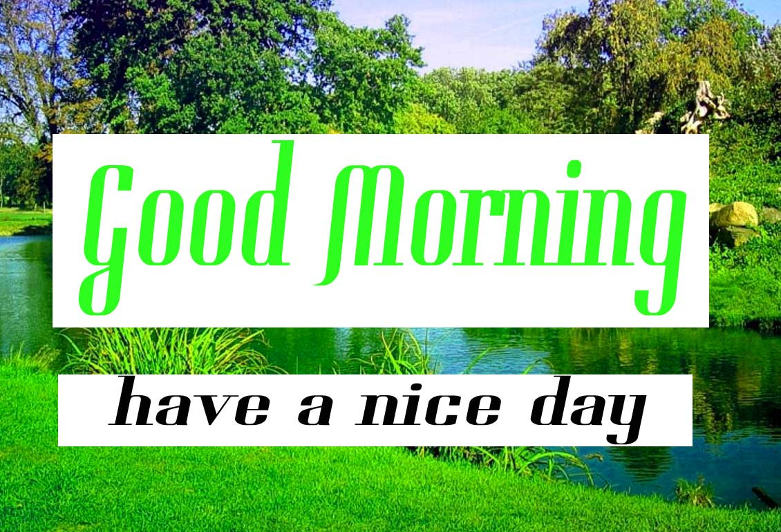Nature Good Morning Images Free