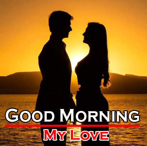 Romantic Love Good Morning Images pics photo free hd download