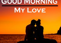 Romantic Love Good Morning Images