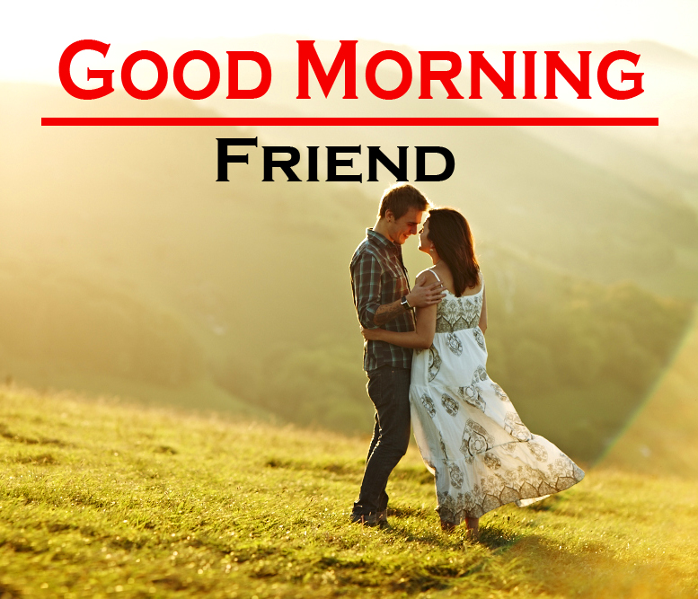 Romantic Love Good Morning Images pic for whatsapp