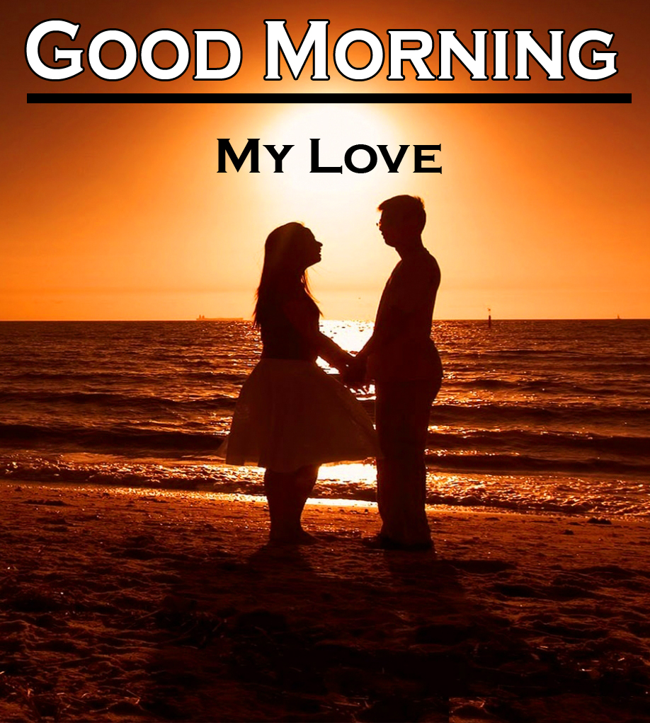 Romantic Love Good Morning Images pics for download
