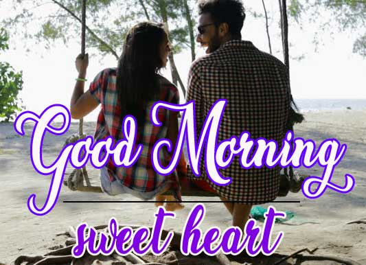 Romantic Good Morning Images For Lover Couple
