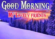Winter Good Morning Images