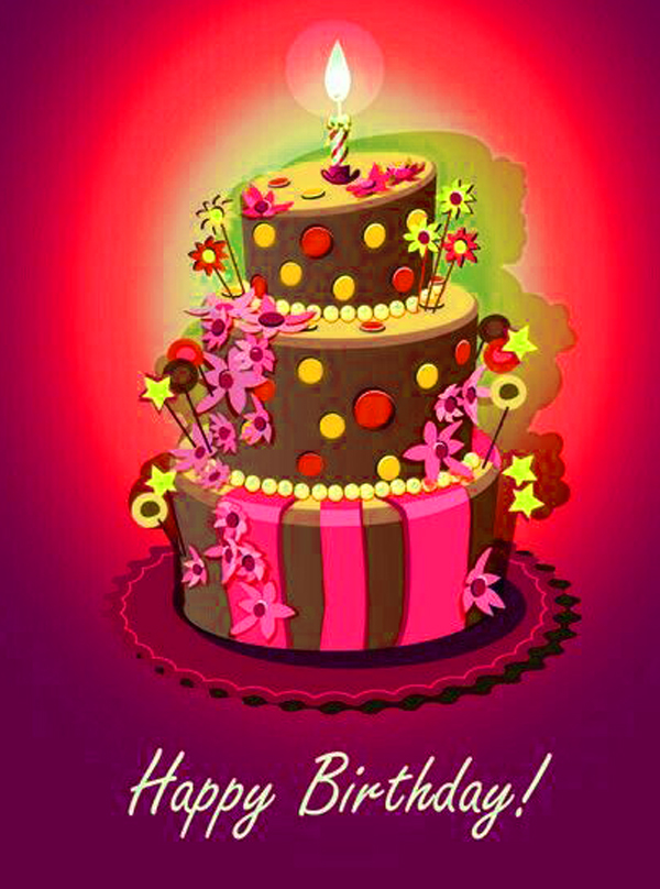 Happy Birthday Cake Images pictures photo donwload