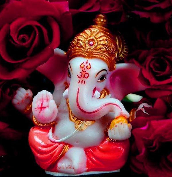 Lord Ganesha Sweet DP For Whatsapp Pics Images Download