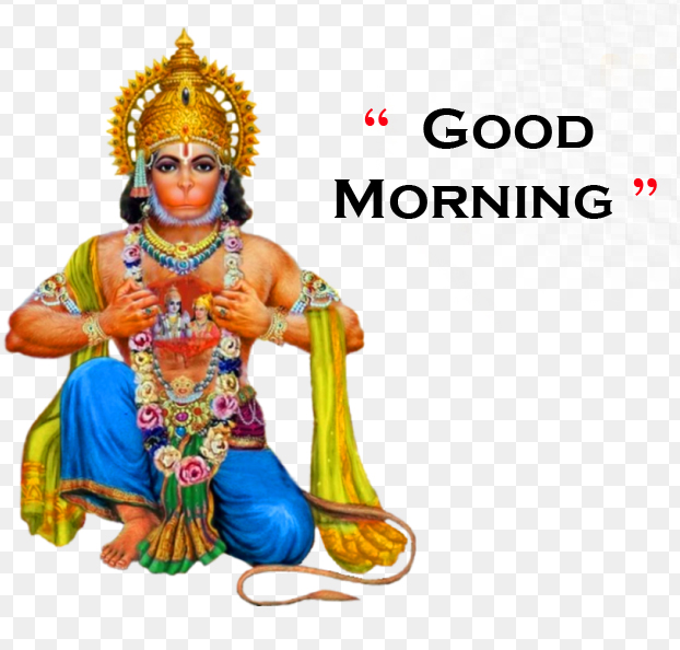 Hanuman Ji Good Morning Images Wallpaper For Status