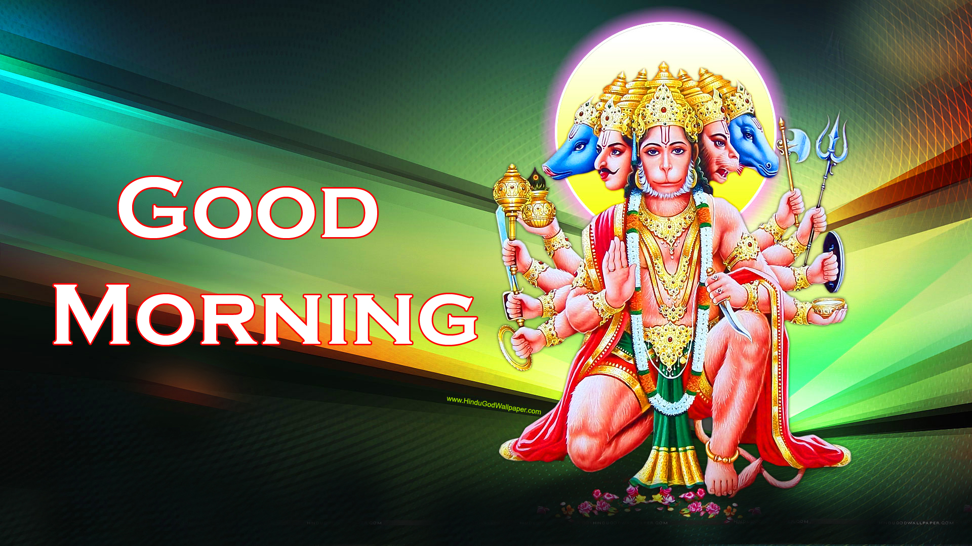 Hanuman Ji Good Morning Images Wallpaper Free Download