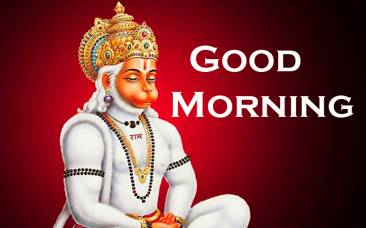 Hanuman Ji Good Morning Images Pics Download for Friend