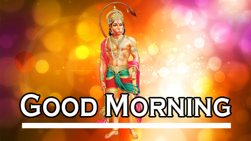 Best Hanuman Ji Good Morning Images Wallpaper Download