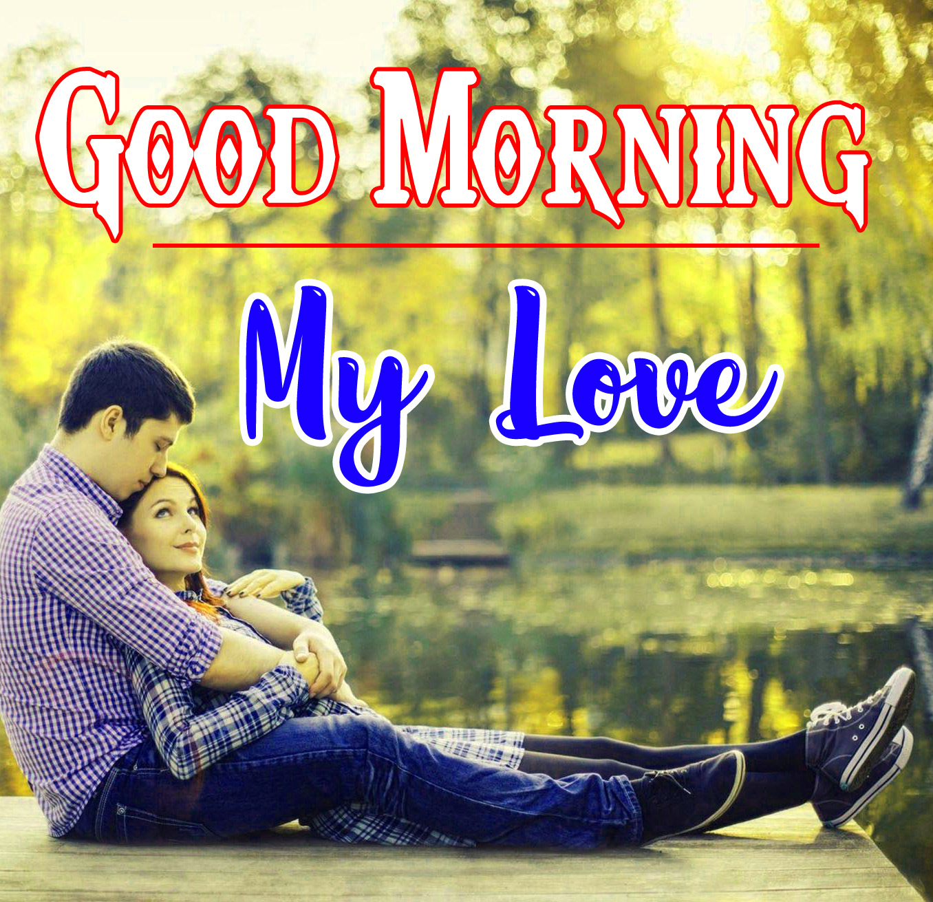 Good Morning Romantic Images for Husband