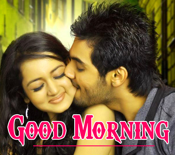 144 Romantic Good Morning Images For Husband Free Download With Kiss