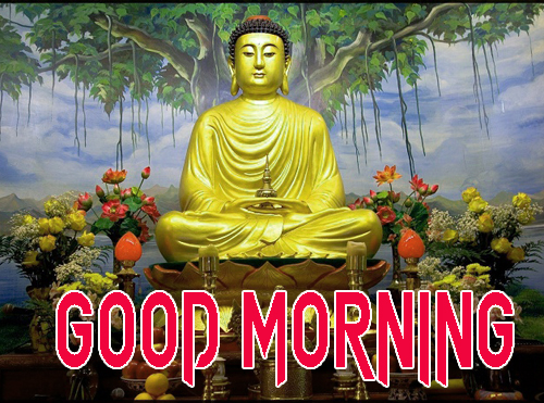 Gautam-Buddha-Good-Morning-Wallpaper-33