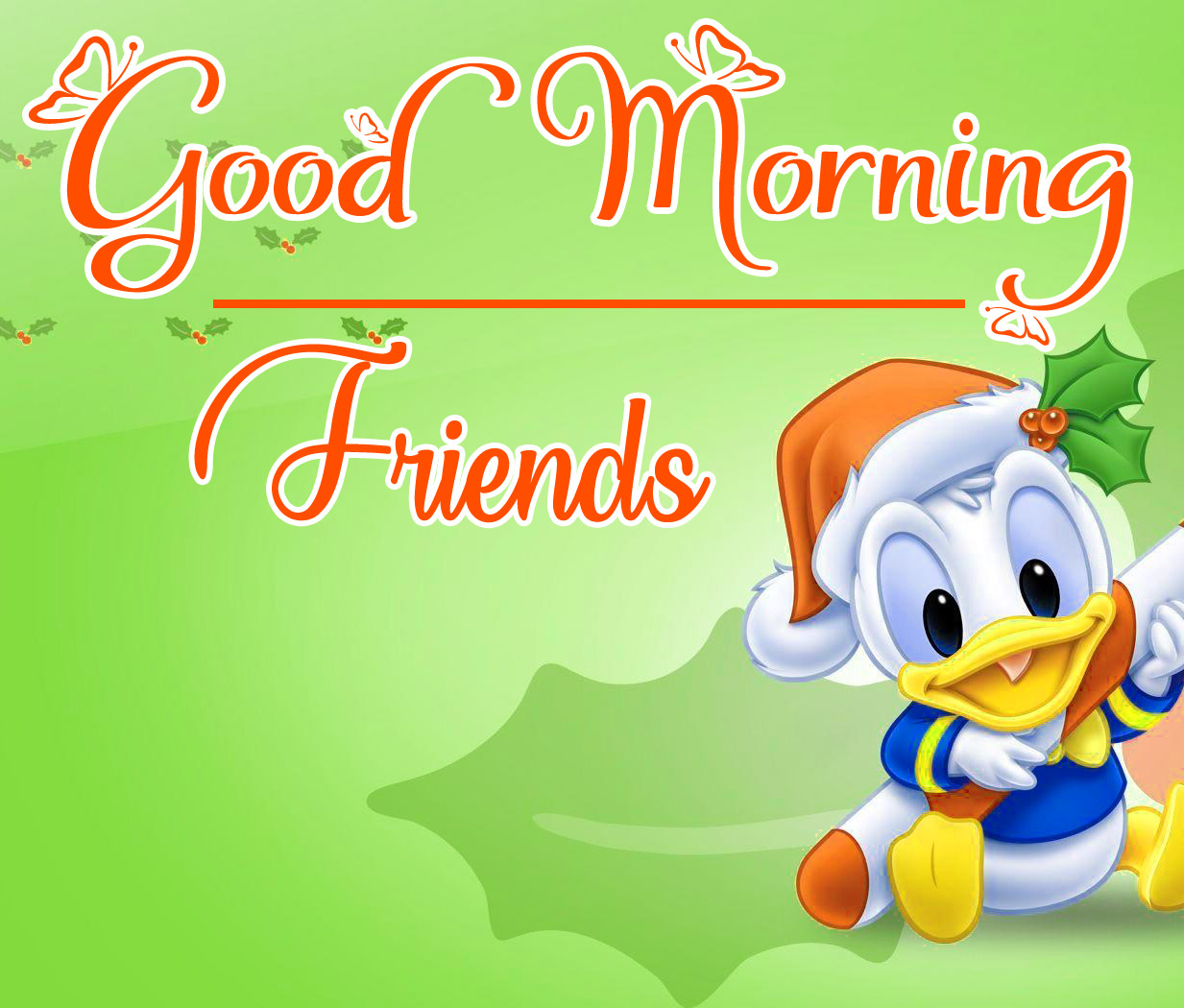 Cartoon good Morning Images