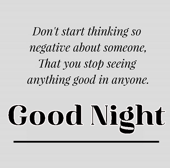 English Quotes Good Night