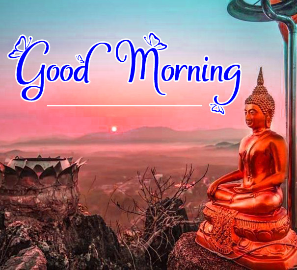 Free Gautam Buddha good Morning