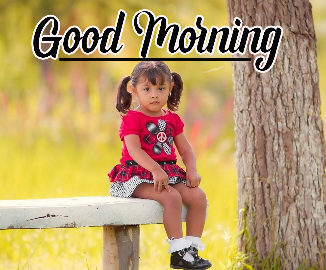 Beautiful Good Morning Images Wallpaper Pics With GIRLS