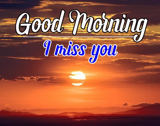 Best Sweet 1080p Good Morning Images Pics Pictures With Sunrise