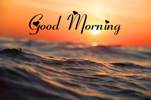 Good Morning Sun Rising Images HD Free
