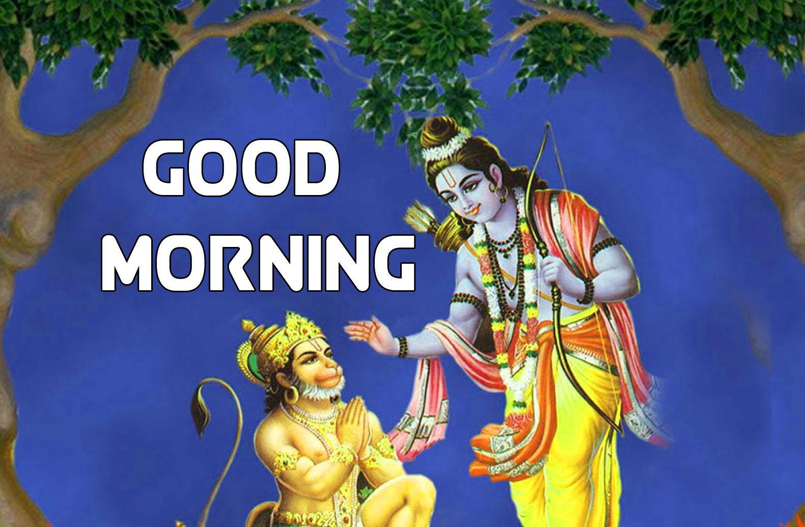 Hanuman Ji Good Morning Images Pics Free Download