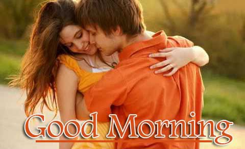 Best Love Couple Good Morning Wishes Images Wallpaper for Facebook