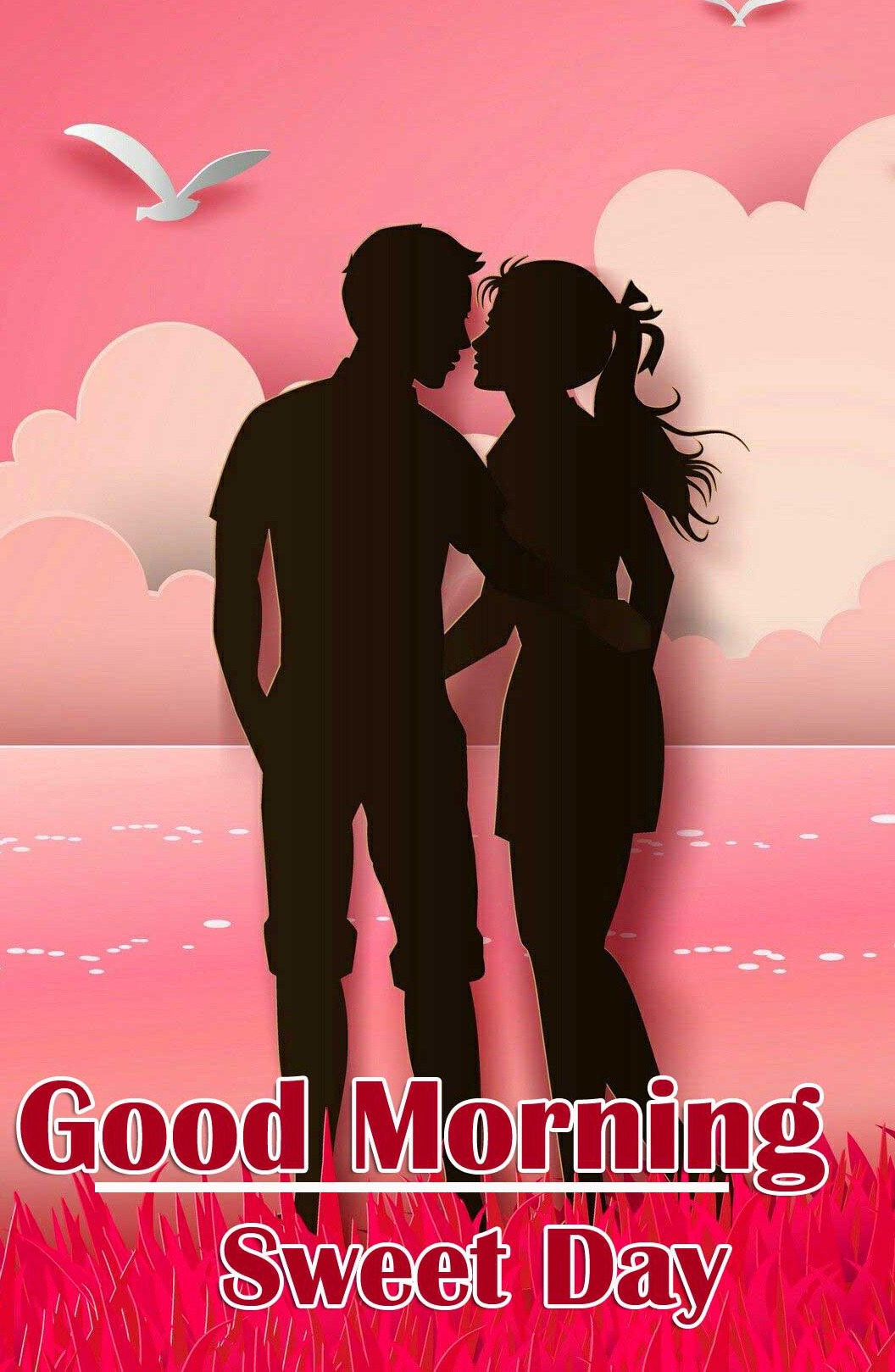 Free Latest Best Love Couple Good Morning Wishes Images Pics Download