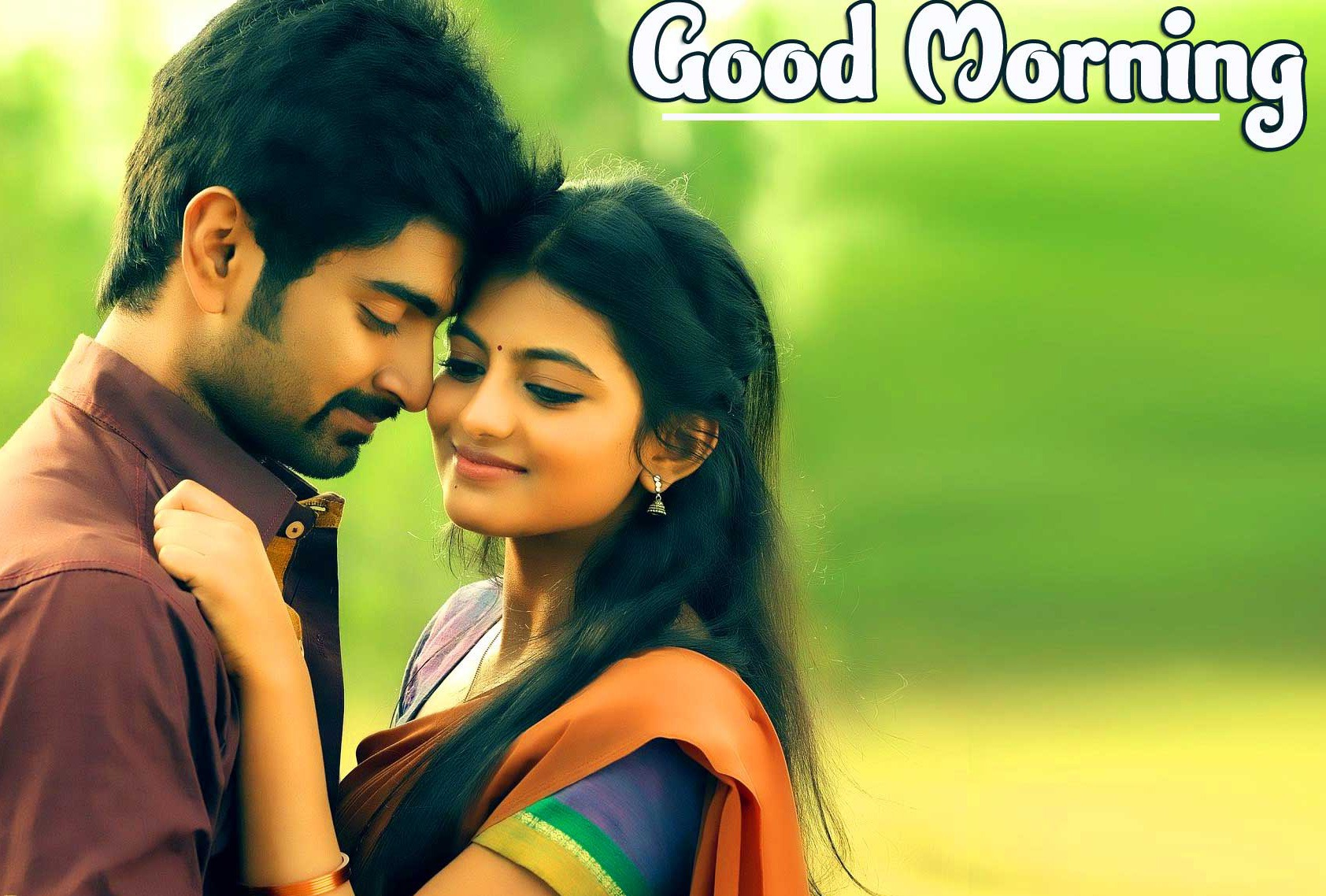 Best Love Couple Good Morning Wishes Images Wallpaper Free