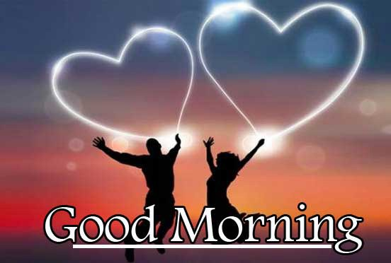 Best Sweet Romantic Love Couple Good Morning Wishes Images Pics Free Latest