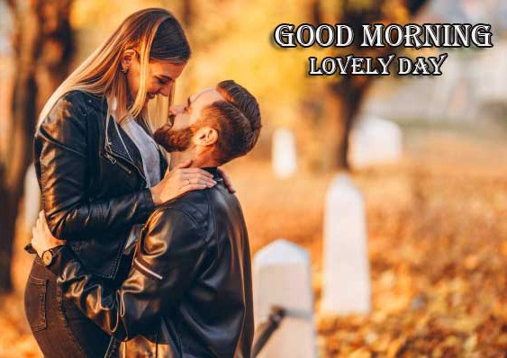 Best Sweet Romantic Love Couple Good Morning Wishes Images Pics Latest Download