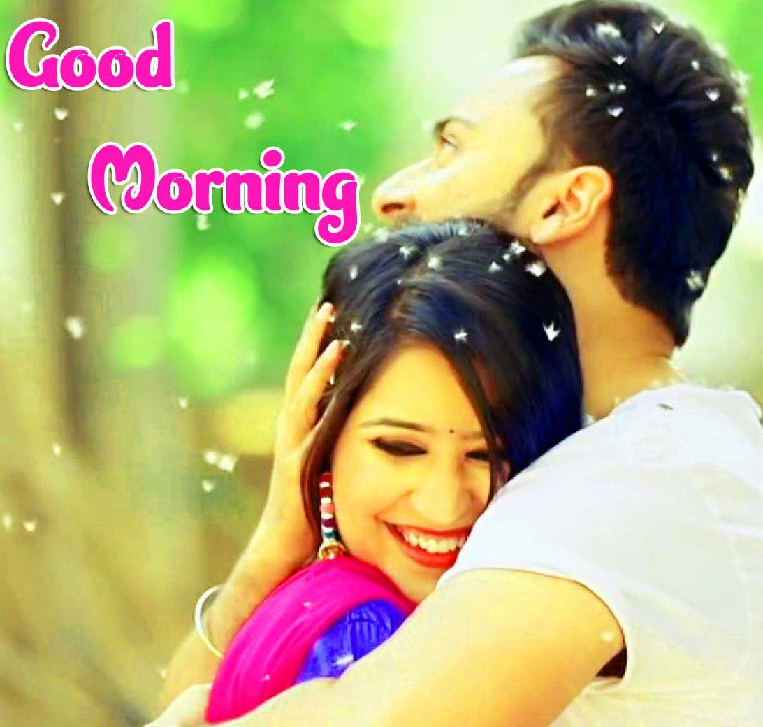 New Free Best Love Couple Good Morning Wishes Images Pics