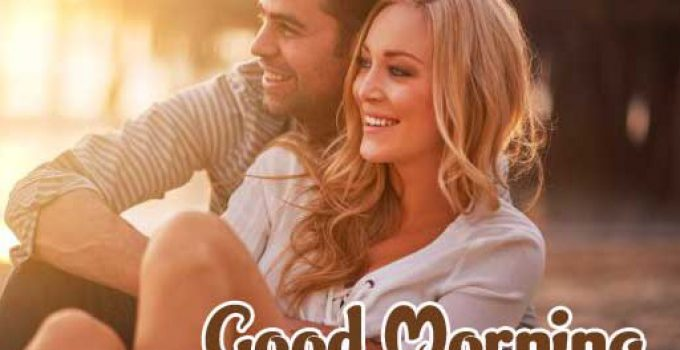 Love Couple Good Morning Wishes Images