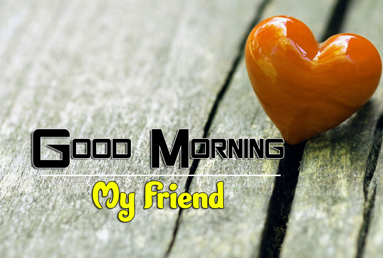 Free Heart Good Morning Images Pics Download