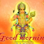 313+ Good Morning Images HD Download With Hanuman Ji