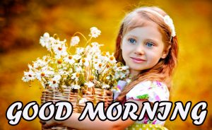 Cute Good Morning Images Photo Wallpaper For Facebook