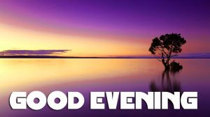 Good Evening Pictures Photo Images Download