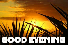 Good Evening Photo Images Wallpaper Download