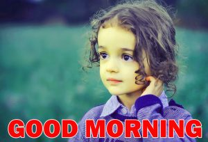 Special Good Morning Pictures Images Photo Download For Cute Girl