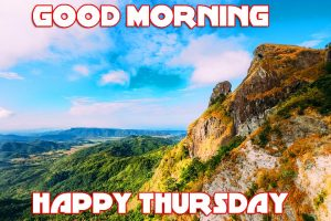 Thursday Good Morning Photo Wallpaper Download