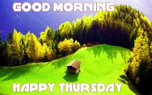 Thursday Good Morning Wallpaper Photo Images HD