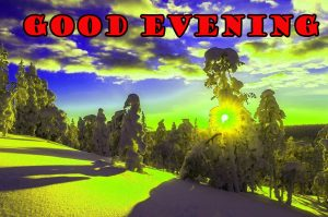 Good Evening Images Photo Wallpaper For Best Friend