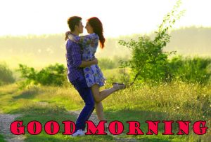 Romantic Good Morning Sweetheart Photo Wallpaper Free HD