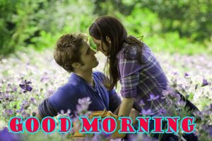 Romantic Good Morning Sweetheart Photo Wallpaper HD