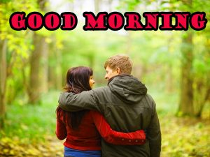 Romantic Good Morning Sweetheart Photo Wallpaper Free Download