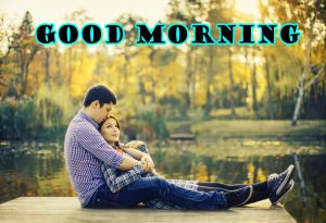 Romantic Good Morning Sweetheart Photo Images Pictures For Whatsapp