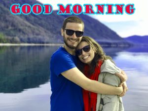 Romantic Good Morning Sweetheart Wallpaper